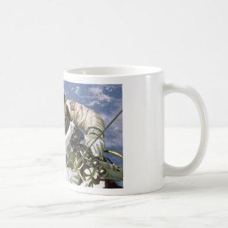 Spaceman Classic White Coffee Mug