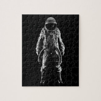 spaceman outer space jigsaw puzzle