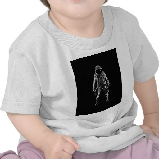 spaceman outer space tshirts