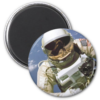 Spaceman Refrigerator Magnet