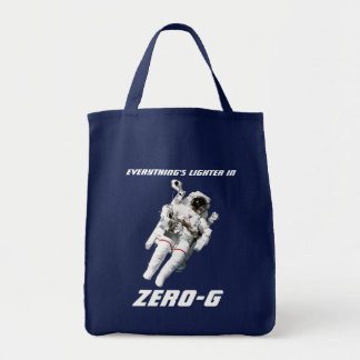 Spaceman Tote