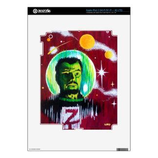SPACEMAN 'Z' iPad 3 SKIN