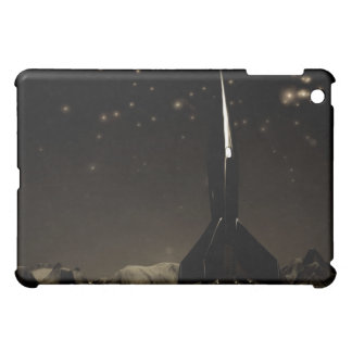 Spacemen and Rocketship Speck Case Case For The iPad Mini