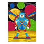 Spacemen In Giant Mecha Robot Announcement