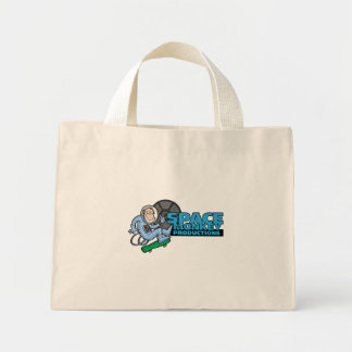 SpaceMonkeyProductions Mini Tote Bag