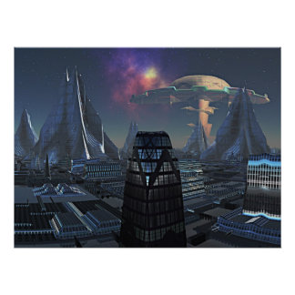 Spaceport Poster