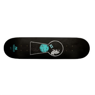 SPACEROOM SKATEBOARD DECK
