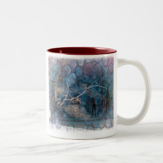 Spaces Running out of Room Mugs