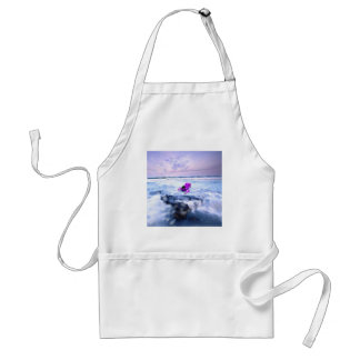 Spaceship in Waves © Adult Apron