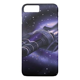 Spaceship iPhone 7 Plus Case