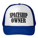 SPACESHIP OWNER HAT