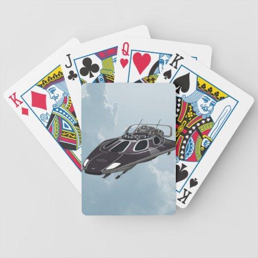 Spaceship Card Decks