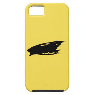 Spaceship Silhouette iPhone SE/5/5s Case