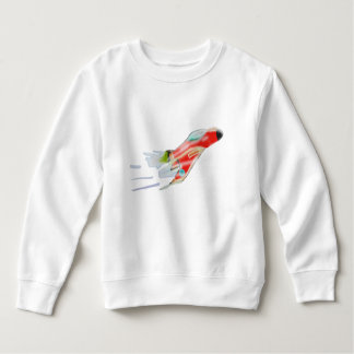 Spaceship Sweatshirt
