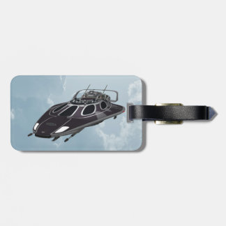 Spaceship Tags For Luggage