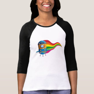 Spaceship Tee Shirt