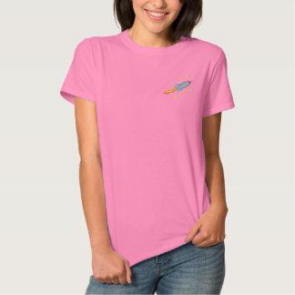 Spaceship Women T-Shirt
