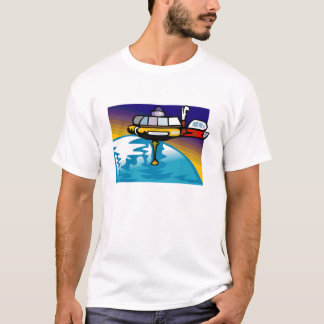 spacestation T-Shirt