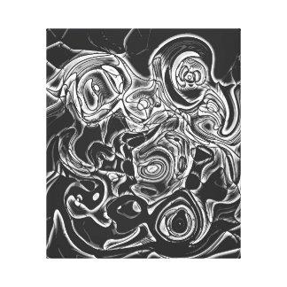 Spacetime Bubbles Canvas Prints