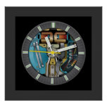 Spaceview Watch Poster