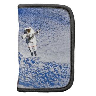 Spacewalk del astronauta planificador