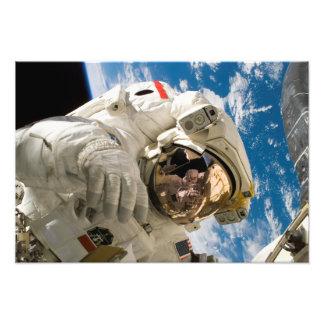Spacewalk del vendedor de los embarcaderos impresiones fotograficas