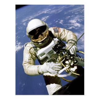 Spacewalk Postcard