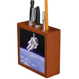 Spacewalk - See Both Sides Pencil Holder