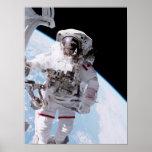 Spacewalk (STS-100) Posters
