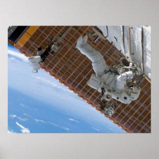 Spacewalk (STS-118) Poster