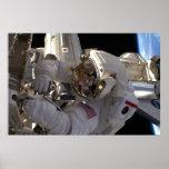 Spacewalk (STS-119) Impresiones
