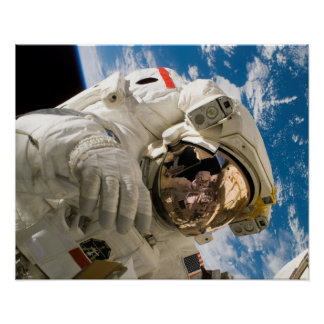 Spacewalk (STS-121) Poster