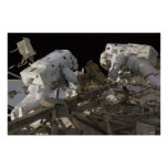 Spacewalk (STS-127) Poster