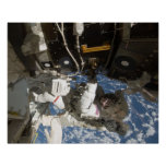 Spacewalk (STS-127) Posters