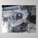 Spacewalk (STS-131) Poster
