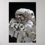 Spacewalk (STS-134) Posters