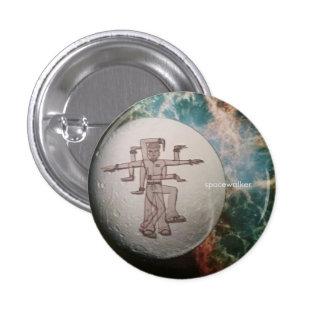 spacewalker pinback button