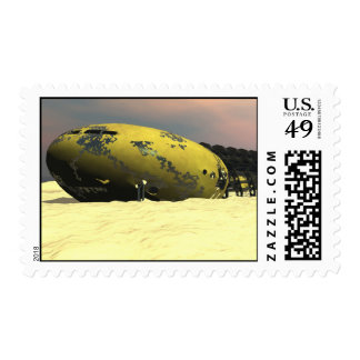 Spacewreck Postage
