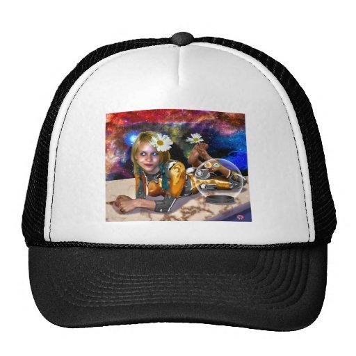 Spacey brillante banal gorras de camionero