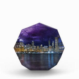 Spacey Chicago Skyline Award