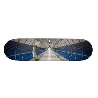 Spacey looking Perspective Skateboard