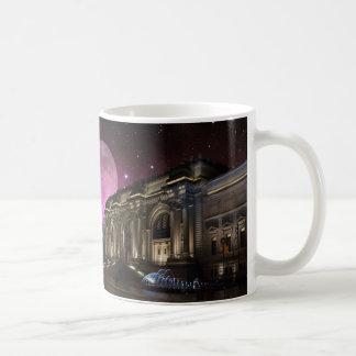 Spacey Metropolitan Museum Coffee Mug