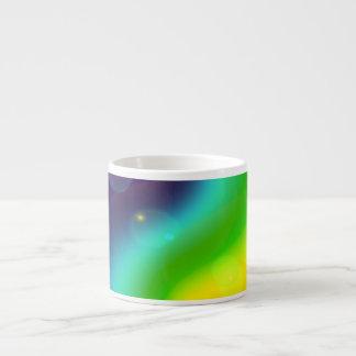 Spacey Nebula Rainbow Espresso Cup