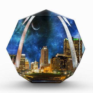 Spacey St. Louis Skyline Acrylic Award