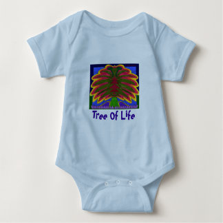 Spacey Tree infant sleeper Infant Creeper