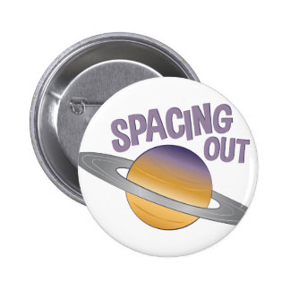Spacing Out Button