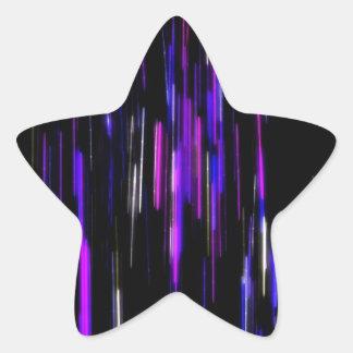 Spacious Glow Star Sticker