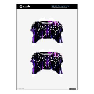 Spacious Glow Xbox 360 Controller Skin