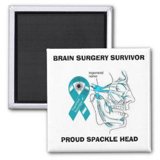 Spackle Head Magnet