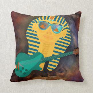 Spacy King Tut Pillow